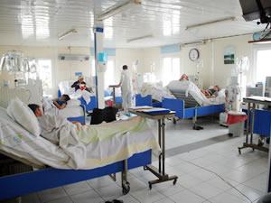 Diyaliz hastalarına 17 cihazla hizmet veriliyor