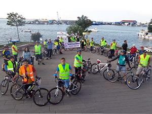 Kalbin için bisiklete bin!