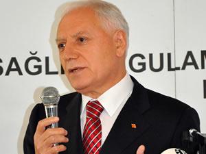 Haberal, Zonguldak'a hastane konusuna son noktayı koydu