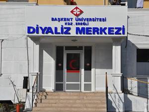 Başkent Üniversitesi Ereğli Diyaliz Merkezi açıldı
