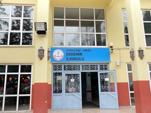 Erdemir İlkokulu Beyaz Bayrak aldı