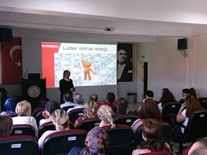 'Eğitimde Kişilik Tipleri ve Farkındalık' konulu seminer düzenlendi