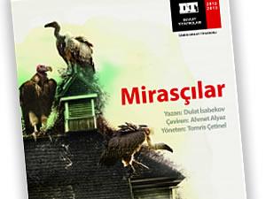 'Mirasçılar' Zonguldak AKM Sahnesi'nde