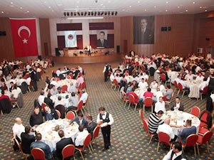 ERDEMİR çalışanları yenileme projesini kutladı