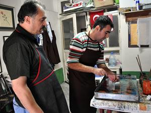 Bir sanat öğretisi: Ebru