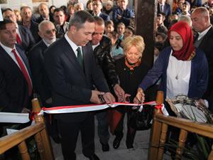 Uysal, Ereğli'ye üç yeni müze kazandırmak istediklerini söyledi