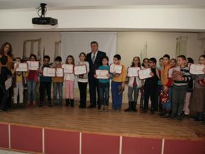 Ereğli'de 34 bin 425 öğrenci karne aldı