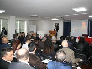 AR-GE Tasarım Merkezi Tanıtım ve Bilgilendirme Toplantısı düzenlendi
