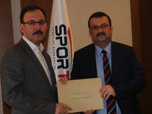 Spor Toto, yeni sezon için Zonguldakspor'a forma sponsoru oldu