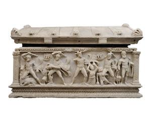 Herakles lahdi Türkiye'ye iade ediliyor