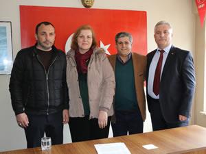 Demirtürk'ün adaylığını açıkladığı Ereğli MHP İlçe Kongresi ertelendi