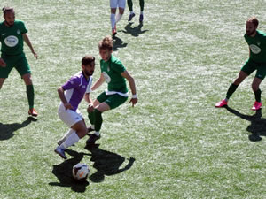Ereğli Belediyespor, Geredespor'la 1-1 berabere kaldı
