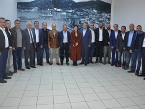 Ereğli Belediyespor'un kongresi gerçekleştirildi
