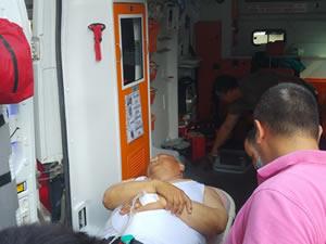 Kalp krizi geçiren Belediye Başkanı Başol, tedavi altına alındı