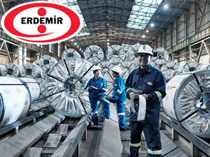 Erdemir'den yüksek katma değerli çelikler için yatırım atağı