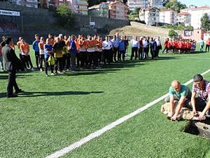 Ereğli Belediyespor'da sezon açılışı