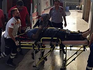 Özel maden ocağında iş kazası: Genç maden mühendisi yaralandı