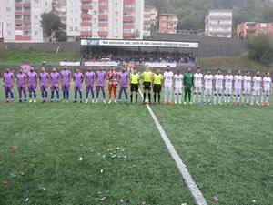 Ereğli Belediyespor, Keçiören Bağlum'la 3-3 berabere kaldı