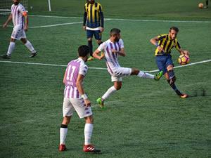 Ereğli Belediyespor, konuk ettiği Çubukspor ile 0-0 berabere kaldı