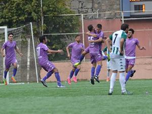 Ereğli Belediyespor, konuk Kırşehir ekibi karşısında kazandı