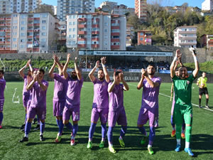 Ereğli Belediyespor, Çankırıspor'u 4-0'la geçti