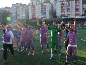 Ereğli Belediyespor, üst üste 4. maçını kazandı