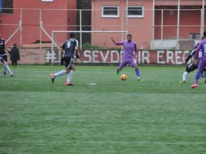 Ereğli Belediyespor, Yeniçağaspor'u 5-0'la geçti