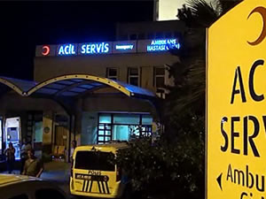Kilimli'de genç doktor bıçakla dehşet saçtı: 3 polis yaralandı