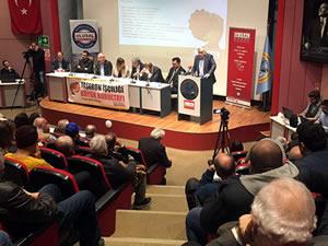 GMİS Genel Başkanı Demirci: Taşeron demek, ölüm demektir!