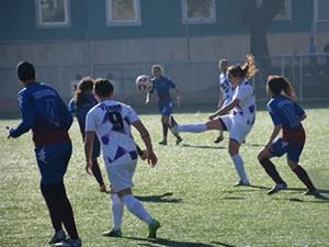 Ereğli Belediyespor, Antalya'dan üç puanla döndü