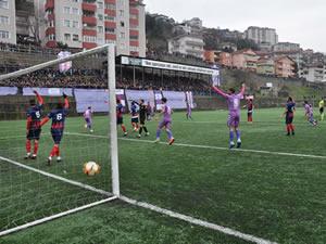 Ereğli Belediyespor, Anadolu Kırıkkale'yi 4-0'la geçti