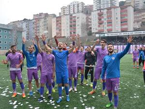 Ereğli Belediyespor, Bağlumspor karşısında 3-1 galip geldi