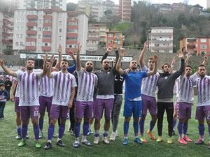 Ereğli Belediyespor, Yeniçağa deplasmanından galip döndü