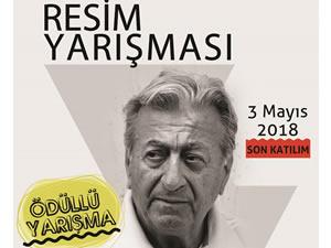 Ressam Osman Zeki Oral anısına resim yarışması düzenlendi