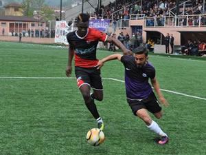 Ereğli Belediyespor'dan ligin son maçında gol yağmuru