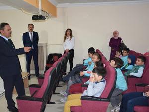 Zabıta Müdürlüğü'nün düzenlediği eğitim seminerine Uysal da katıldı