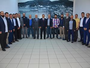 Ereğli Belediyespor'un Olağanüstü Kongresi gerçekleştirildi