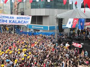 1 Mayıs Birlik, Mücadele ve Dayanışma Günü Zonguldak'ta coşkuyla kutlandı