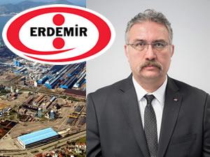 Erdemir'in yeni Genel Müdürü Salih Cem Oral oldu