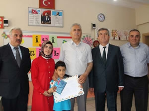 Ereğli'de 34 bin öğrenci karnesini aldı