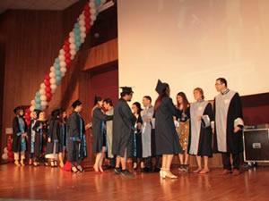 BEÜ Ereğli Eğitim Fakültesi'nde mezuniyet coşkusu