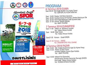 Ereğli Belediyesi spor etkinlikleri düzenliyor