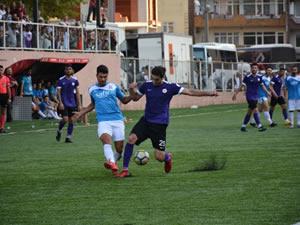 Kdz. Ereğli Belediyespor, kupada ikinci tura yükseldi