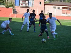 Ereğli Belediyespor, yeni sezonun ilk mücadelesinden beraberlikle ayrıldı