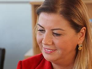 CHP Belediye Başkan Aday Adayı Buket Müftüoğlu: Seçilirsem, dünya Ereğli'yi konuşacak