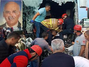 Gülüç'te feci kaza: 1 kişi öldü, 2'si ağır 17 kişi yaralandı
