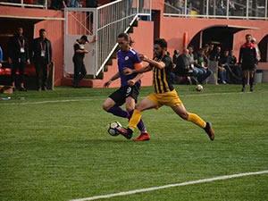 Ereğli Belediyespor, konuk olduğu Serdivanspor'la 1-1 berabere kaldı