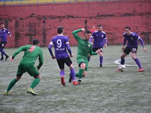 Ereğli Belediyespor sahasında Beylerbeyispor ile 0-0 berabere kaldı