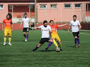 Ereğli Belediyespor, konuk ettiği Karasuspor'la 3-3 berabere kaldı