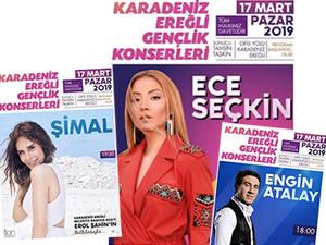 Ereğli'de halk konseri düzenlenecek